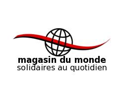 logo des magasins du monde