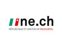 logo du Canton de Neuchâtel